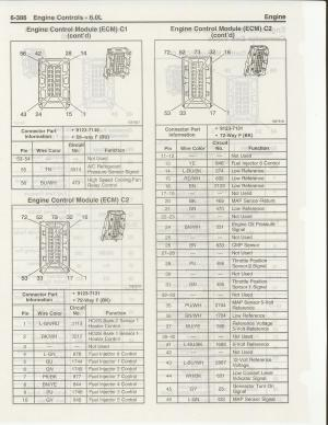 06 GTO LS2 StandAlone Harness Not Matching GM Schematics  LS1TECH  Camaro and Firebird Forum
