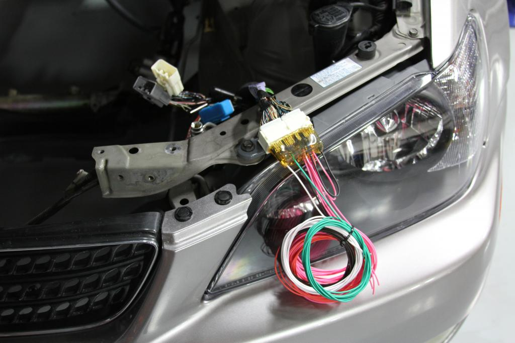 Dedicated Matt's Documented Lexus Is300 LS1 Swap With