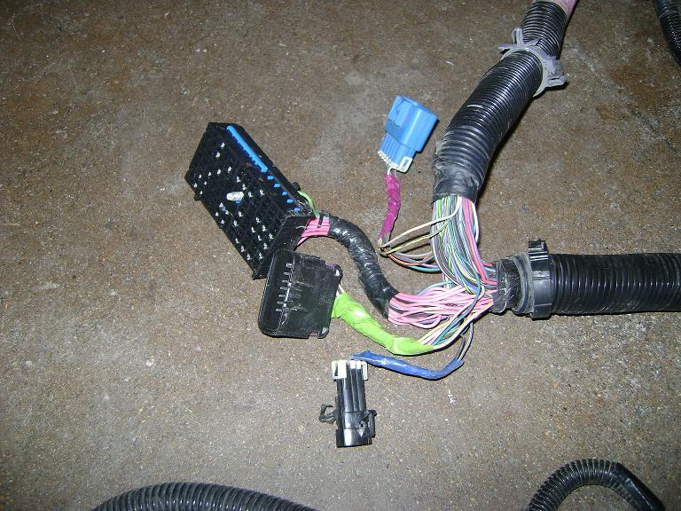 Ls1 Wiring Harness 5 3l 5 7l 6 0l