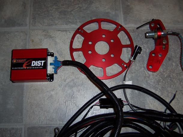 Msd Crank Trigger Fast E Dist And Wire Harness