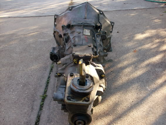 T56 Transmission With All Swap Parts 6spd Lt1
