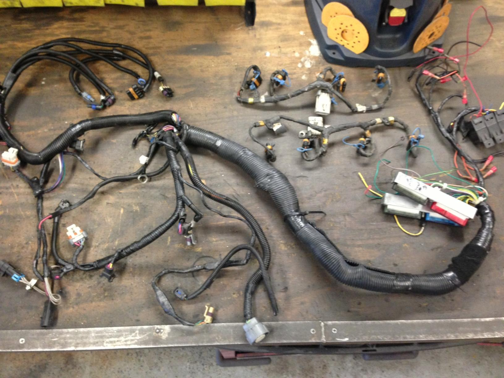 Ls1 Wiring Harness Modification