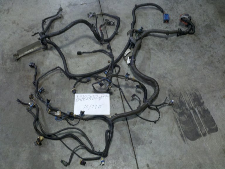 Gto Wiring Engine Wiring Harness
