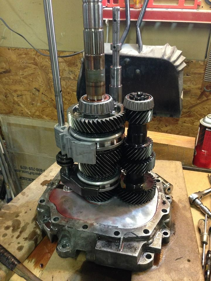 383 Stroker And T56 Transmission