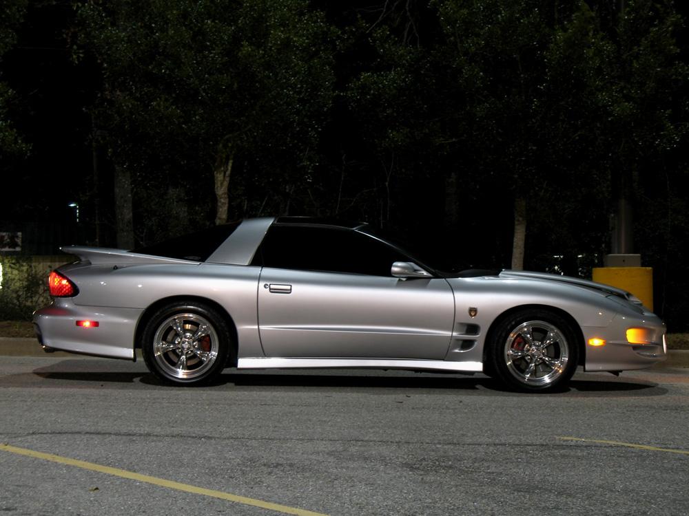 Am Wheels Trans Chrome Convertible