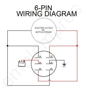 Is this toggle switch wiring correct!!??  LS1TECH  Camaro and Firebird Forum Discussion
