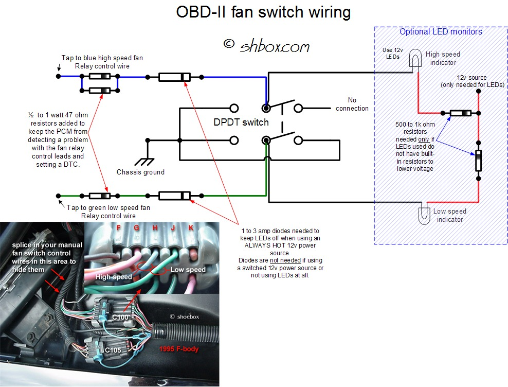 Manual Fan Switch Wiring ... Have A Question