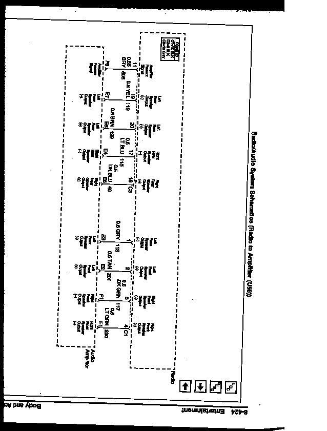 Amplifier Grand Wiring Monsoon Am 03