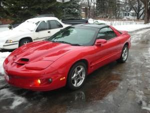 Fotten Favorite: The Pontiac Firebird Formula WS6
