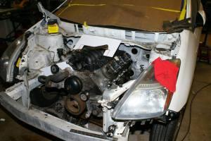 V8 Prius: Autofab Race Cars Swap LS1 into a Toyota Prius