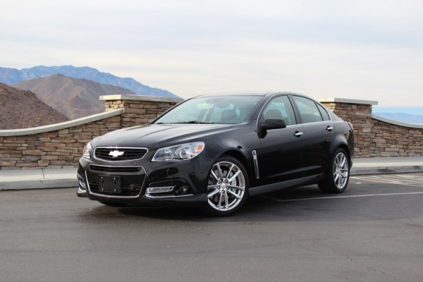 chevy ss manual