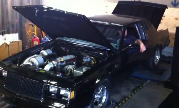 """DYNO BLAST Twin Turbo LS Buick """"Grand National"""" - LS1Tech.com"""