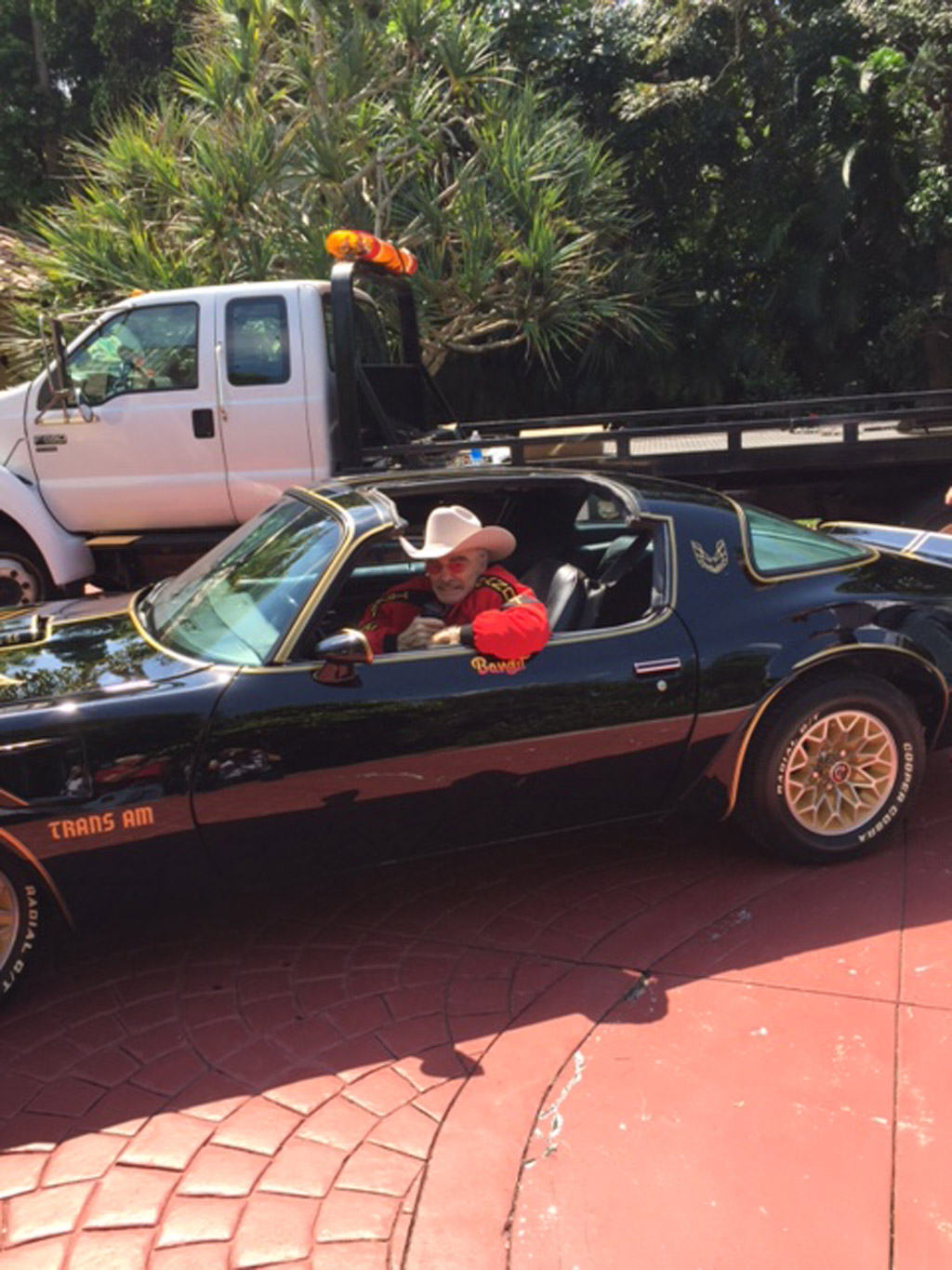 The Bandit is Selling One of His Pontiac Trans Ams
