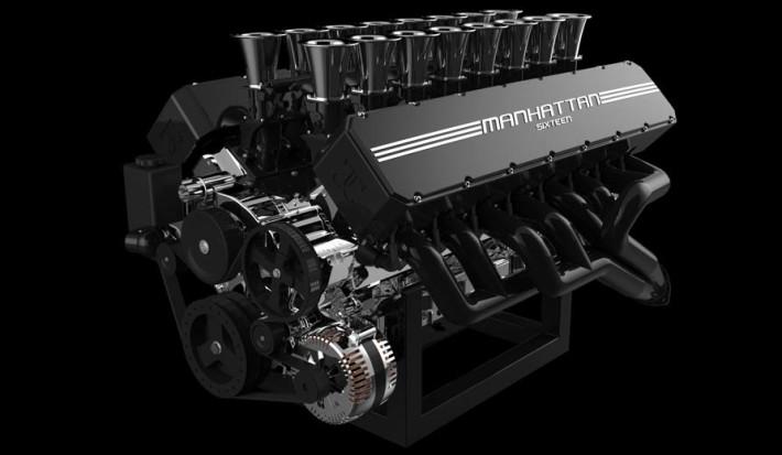 the godsil manhattan v16 another ls based v16 engine ls1tech com rh ls1tech com V24 Engine W12 Engine