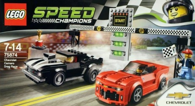 Buy the 2016 Camaro in Lego Form - LS1Tech com