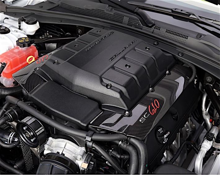 Callaway-Camaro-Engine
