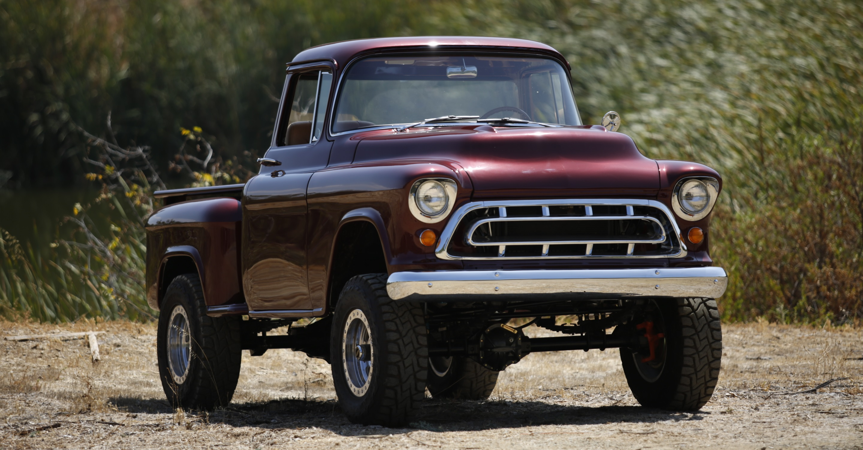 1957 Chevy Napco by Legacy Classic Trucks: The Best Truck
