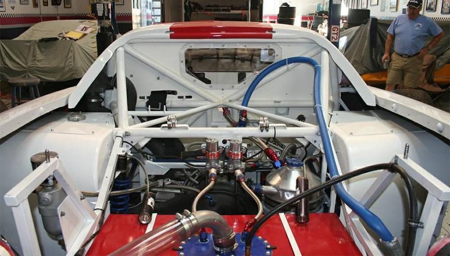 Craigslist Find of the Week: Grand Am IMSA Camaro - LS1Tech com