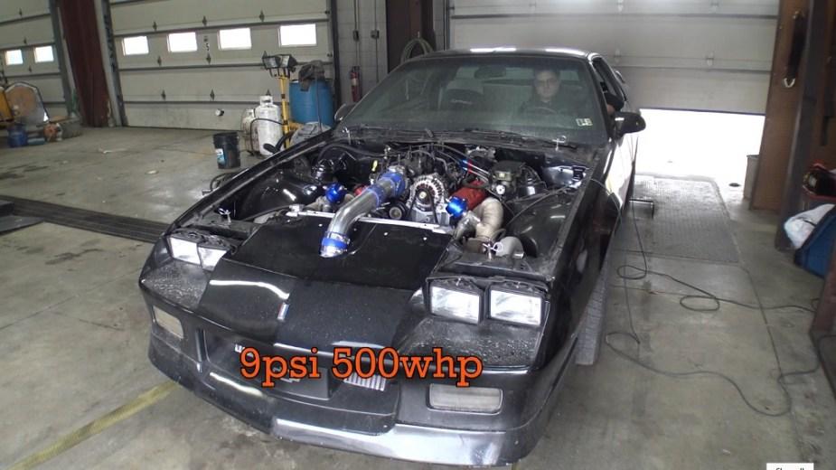 Camaro Vin Decoder >> Turbocharged 5.3 Makes 572 HP In Third-Gen Camaro ...