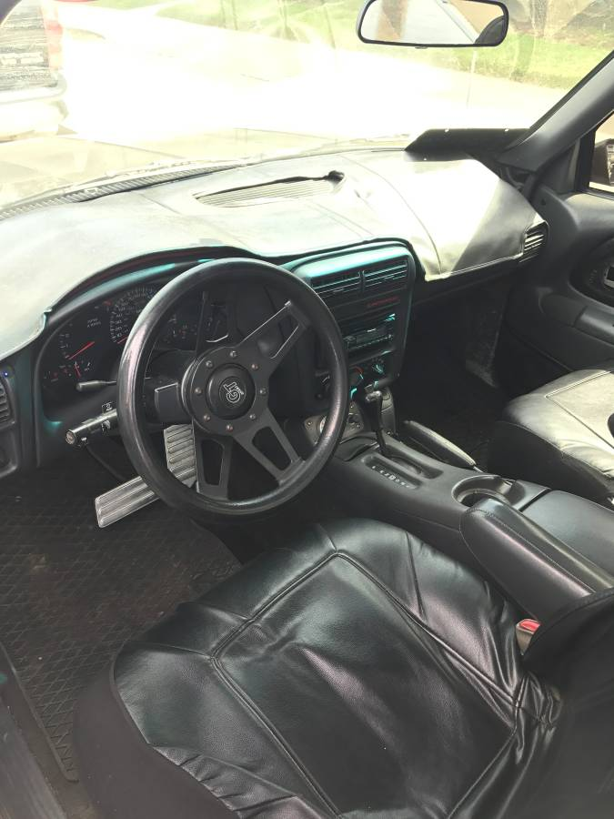 Craigslist Find of the Week: Triple-Black 1991 Chevy Pickup with an