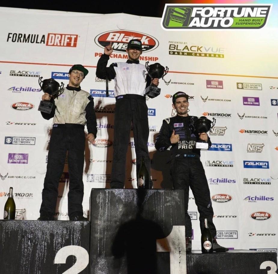 Ls1tech.com Brody Goble S14 240sx 427 LSX Pro2 Formula Drift