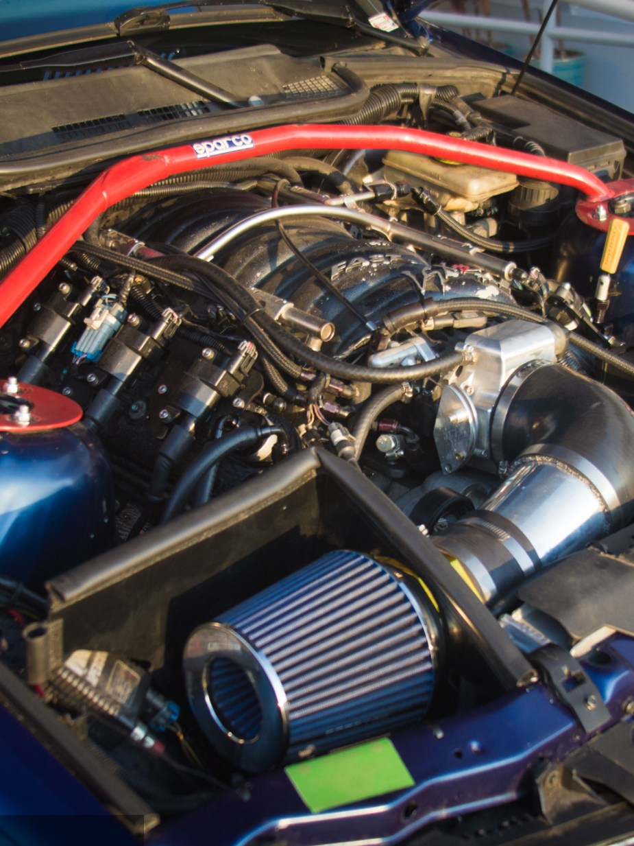 Motorsports Driving Machine: Ryan Castro's LSX-M3 - LS1Tech com