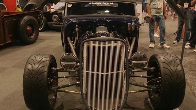 Factory Five '33 Hot Rod LS3
