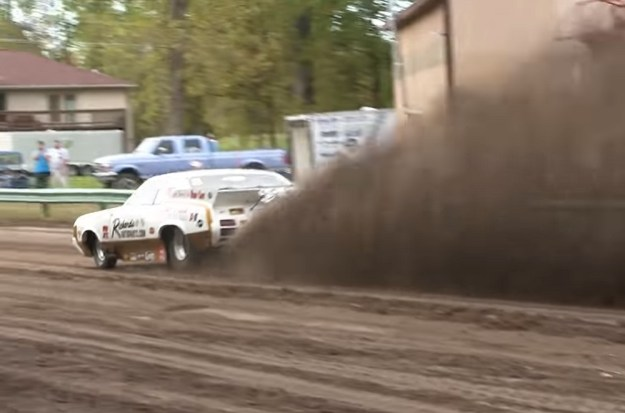 Hurst Olds Pro Mod Sand Drags