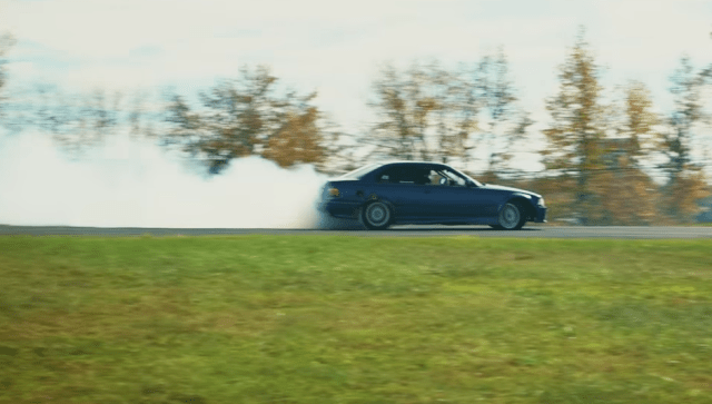 ls1 swapped e36 bmw