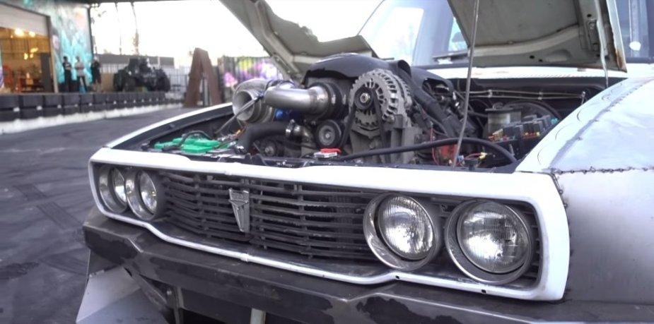 Hilux LS Turbo