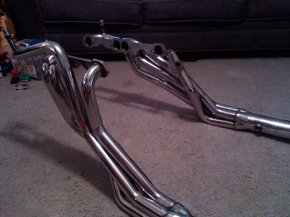 LT1 Camaro Headers