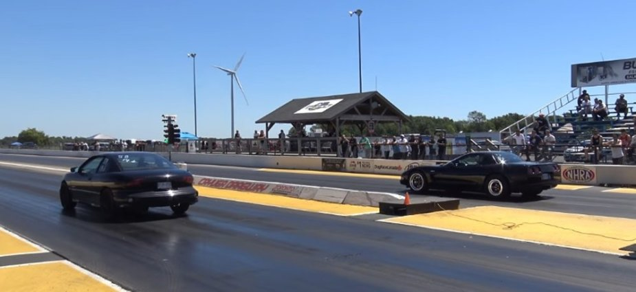 Pontiac Racing Corvette