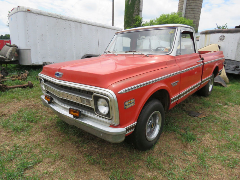GM Big Block Collection Stashed Away for Years Hides Gems