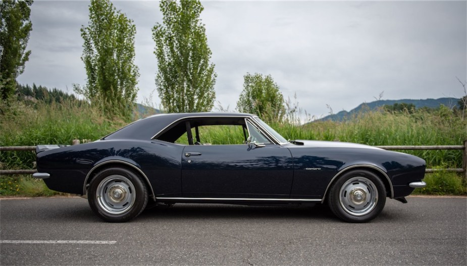 Stock Looking Restomod 1967 Camaro for Sale Packs LS1 Power