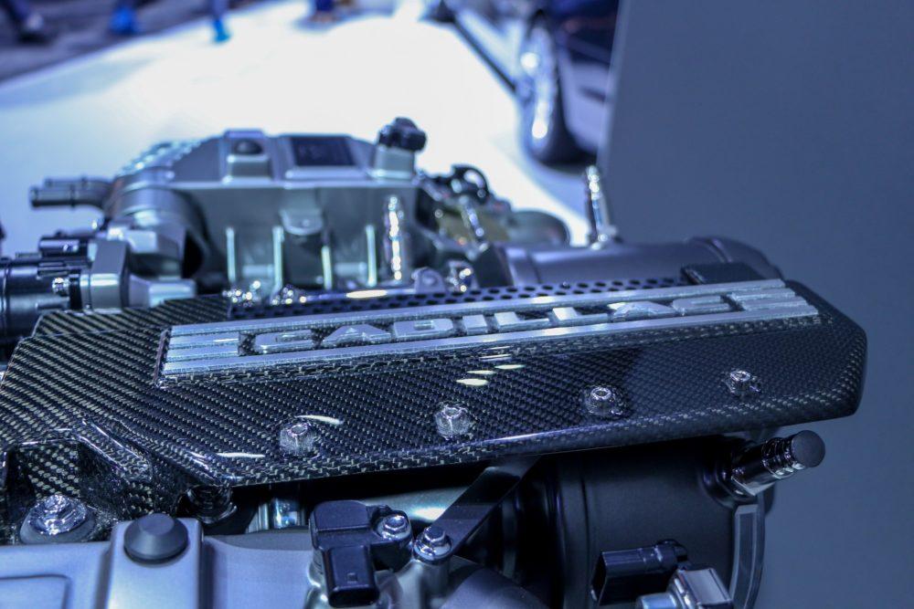 Cadillac Blackwing V8