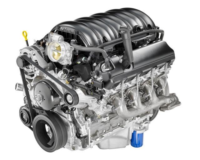 2019 Silverado 6.2-liter V8 L87 Ward's 10 Best Engines List
