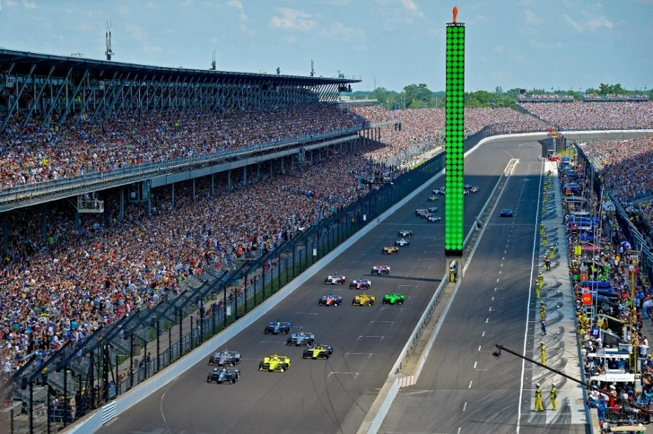 Team Chevy Indianapolis 500