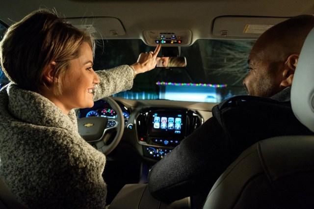 Chevrolet OnStar Santa Live Updates Tracker