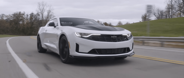 ls1tech.com 2019 Chevrolet Camaro RS 1LE Hot Hatch Replacement