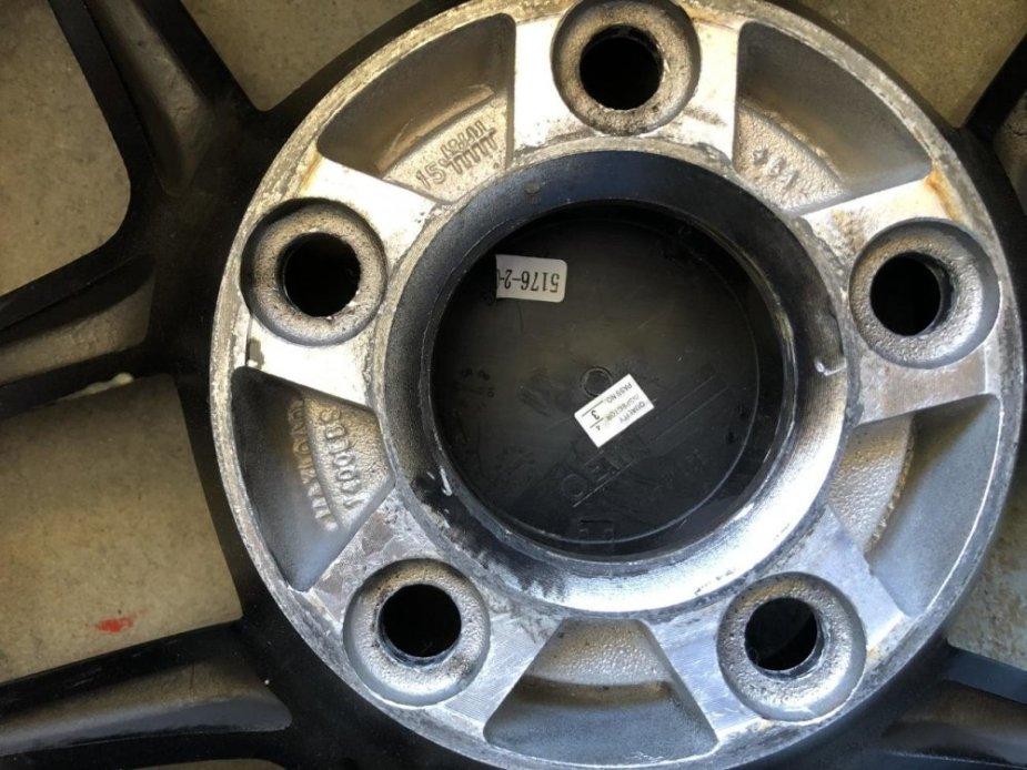 Corvette Z06 Wheel Rear