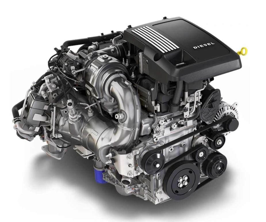 Duramax Diesel Chevrolet Silverado 3.0 Turbo 277 Horsepower 480 lb-ft torque