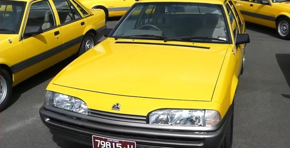 Holden Donut Media Nissan Era