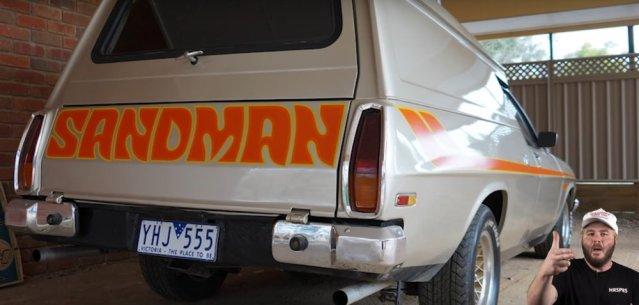 Holden Donut Media Sandman