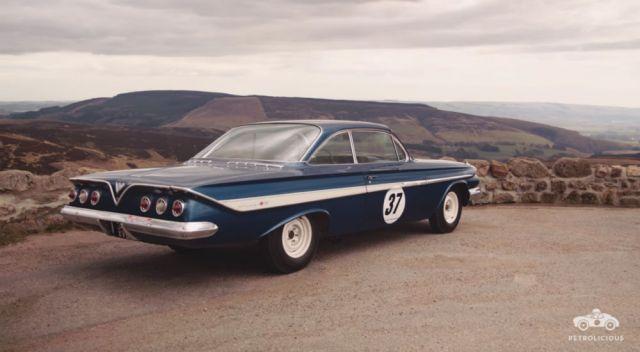 Dan Gurney 1961 Impala
