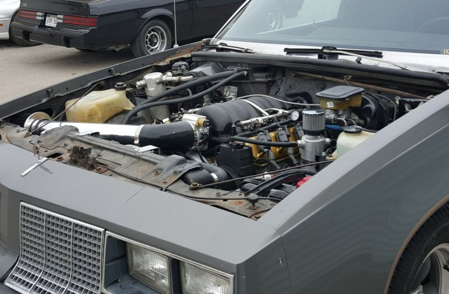 1985 Oldsmobile Cutlass with LS Power