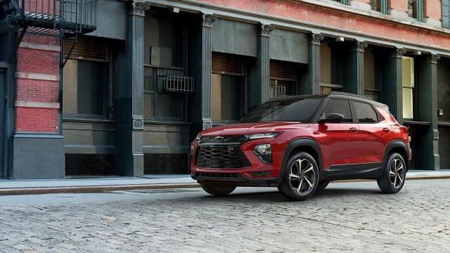 2021 Chevrolet Trailblazer Debuts to Tepid Response