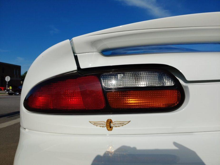 1997 Chevrolet Camaro SS 30th Anniversary
