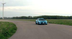 Camaro SS 1LE vs Mustang GT PP2
