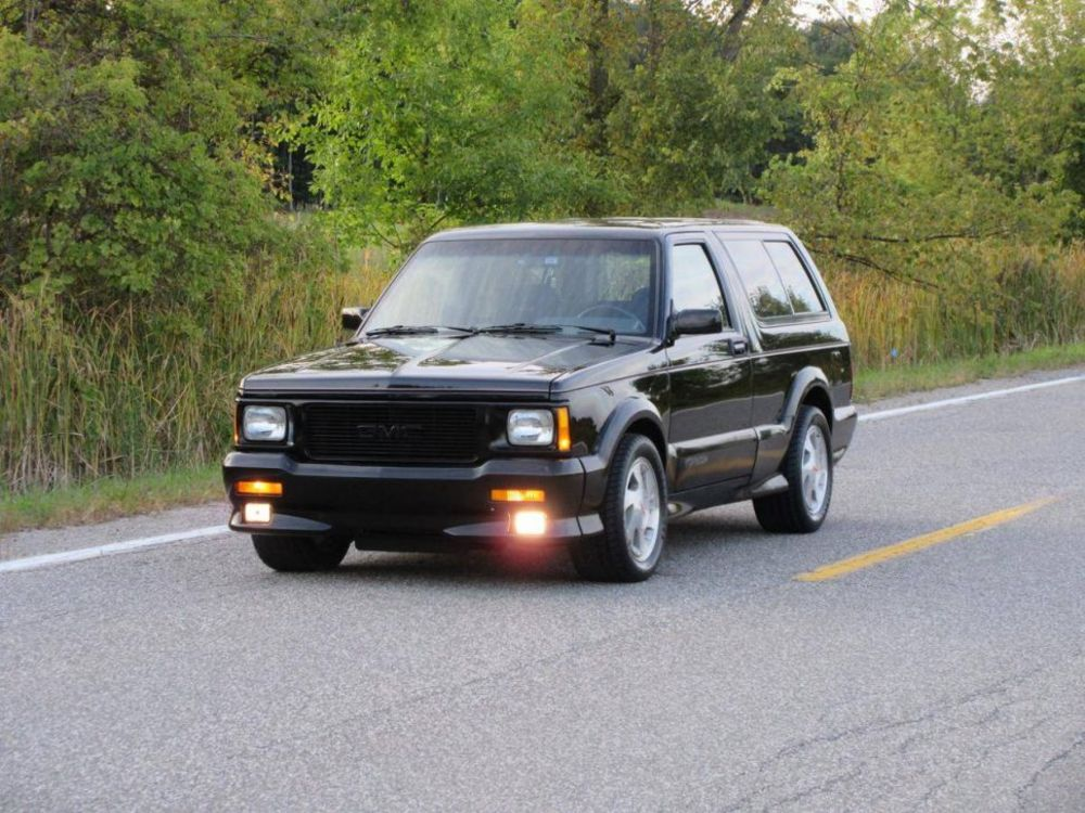 Nitrous Oxide For Sale >> Ultra-Rare Prototype GMC Typhoon Surfaces for Sale on ...
