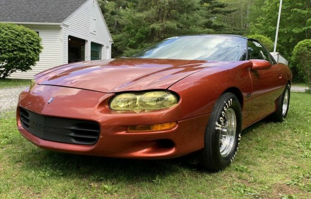 2001 Camaro Drag Car